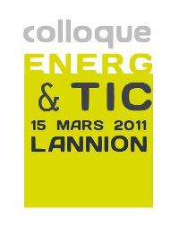 Colloque Energ&TIC : téléchargez les présentations