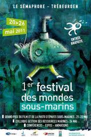 Revue de presse - Le festival du monde sous marin s'ouvre!