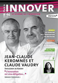 Revue de presse - Kerdry, Alyacom, Ideoptics et le CEVA à l'honneur dans le dernier numéro de Paré à Innover