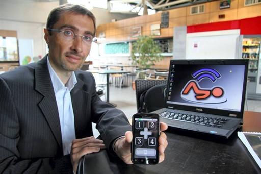 Revue de presse - Mobil-inn, l'application qui détecte les chutes des travailleurs