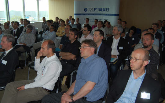 Revue de presse - Colloque international : Lannion a la fibre!