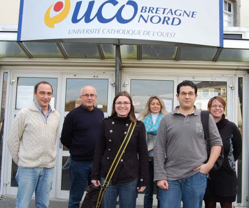 Revue de presse - UCO : l'université forme des créateurs d'entreprise