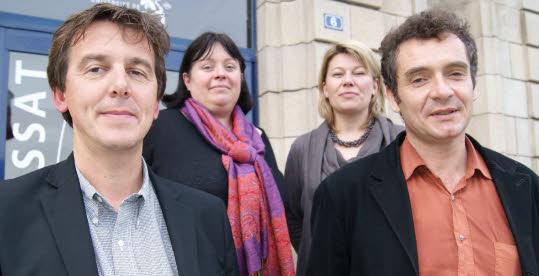 Revue de presse - Un cours commun à l'Enssat et à l'ESC Brest