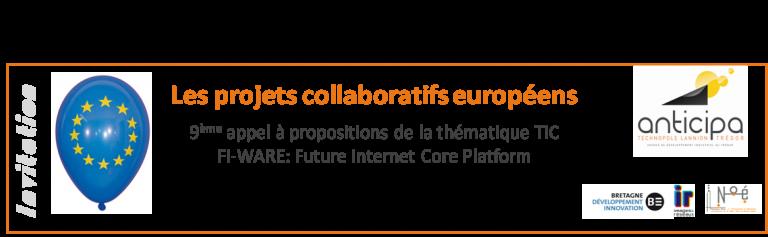 Focus - Les projets collaboratifs européens