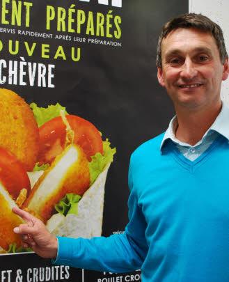 Revue de presse - Farmor : Son palet au fromage dans les wraps de McDonald's