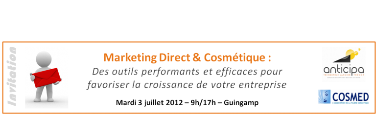 Formation Marketing Direct & Cosmétique