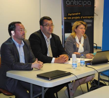 Revue de presse - Adit/Anticipa : l'agence poursuit sa route vers le succès