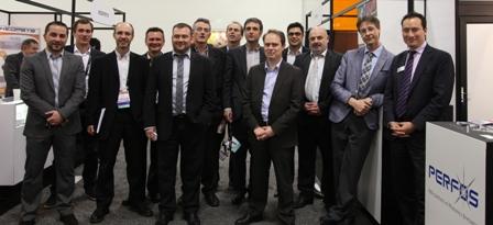 Une réussite collective pour le pavillon Photonics Bretagne au salon Photonics West!