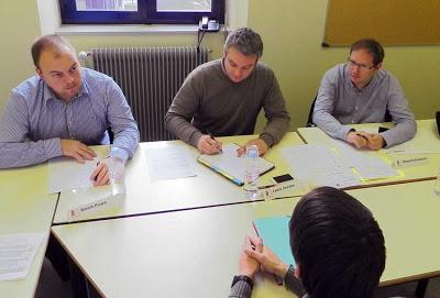 Admissibilité des futurs apprentis de l'Enssat, des professionnels présents au jury témoignent