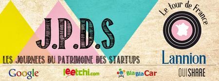 Les Journées du patrimoine des startups - Meetup Lannion