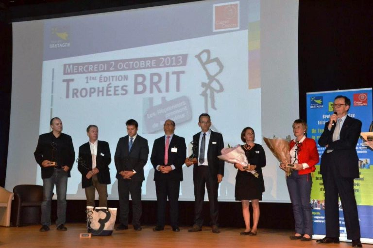 Trophées BRIT : les meilleurs projets récompensés