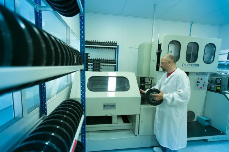 Lannion accueille les experts nationaux des fibres optiques en milieu radiatif