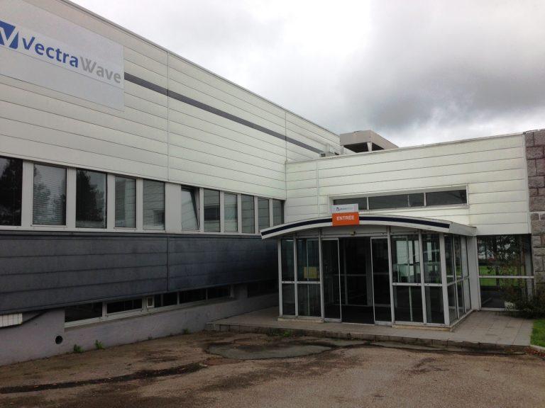 Vectrawave inaugure ses locaux à Lannion