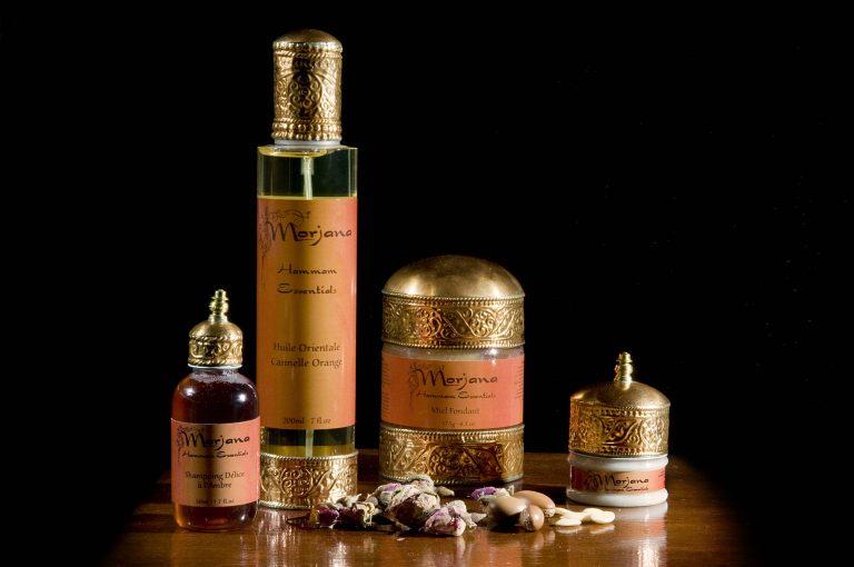 Les cosmétiques de Morjana se développent à l'international