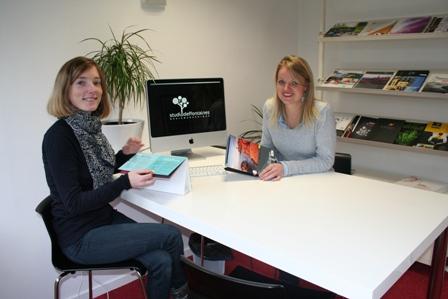 Audrey Avril et Rosemarie David reprennent le Studio Deffontaines