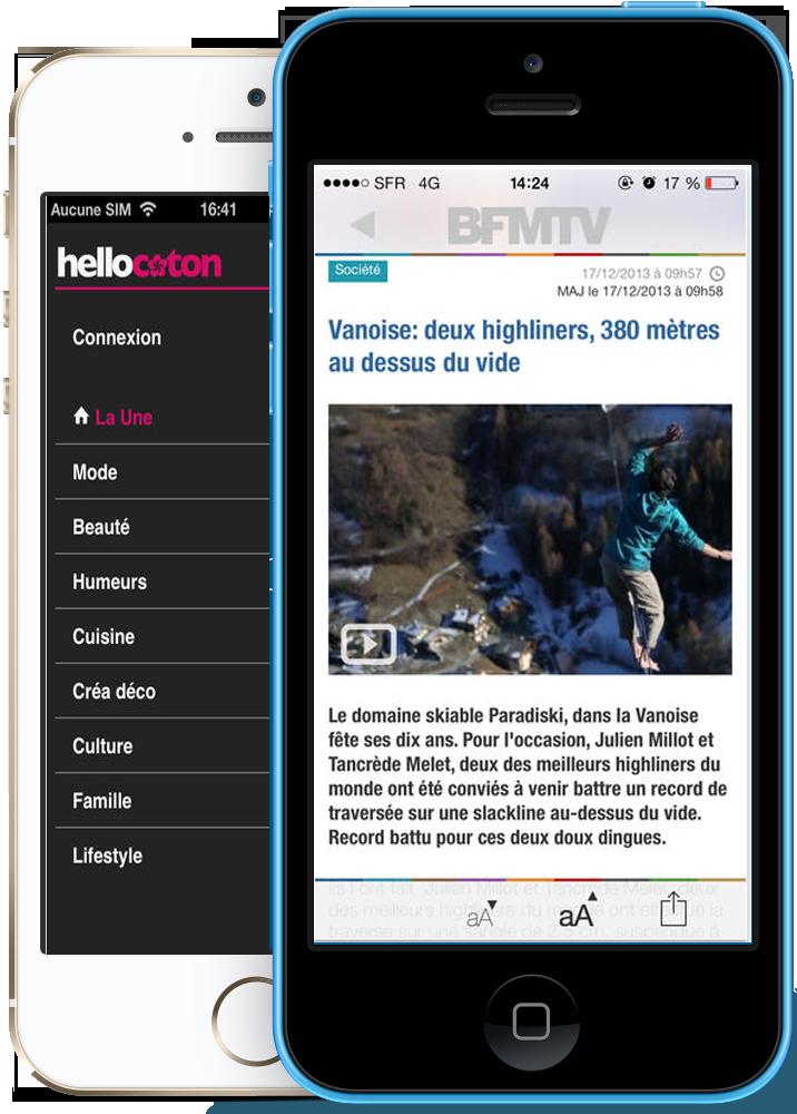 Haploid lance Cobalt : une solution pour développer des applications mobiles à moindre coût