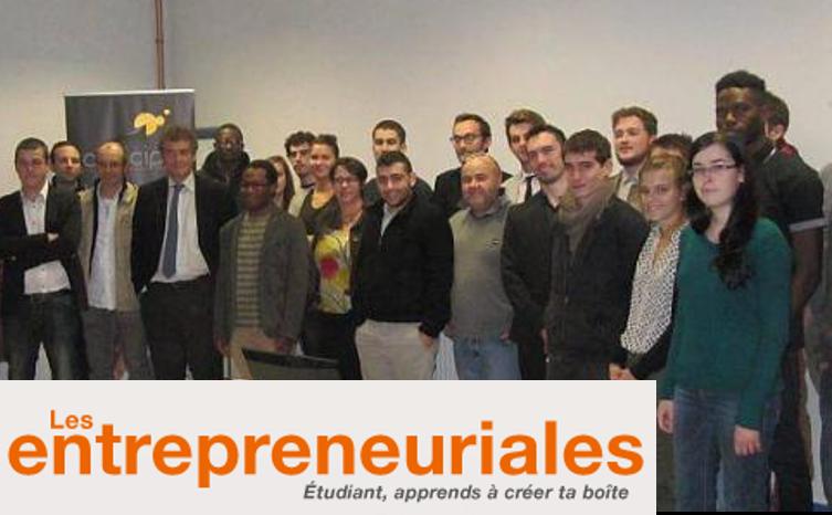 21 étudiants lannionnais se lancent dans la création d'entreprise