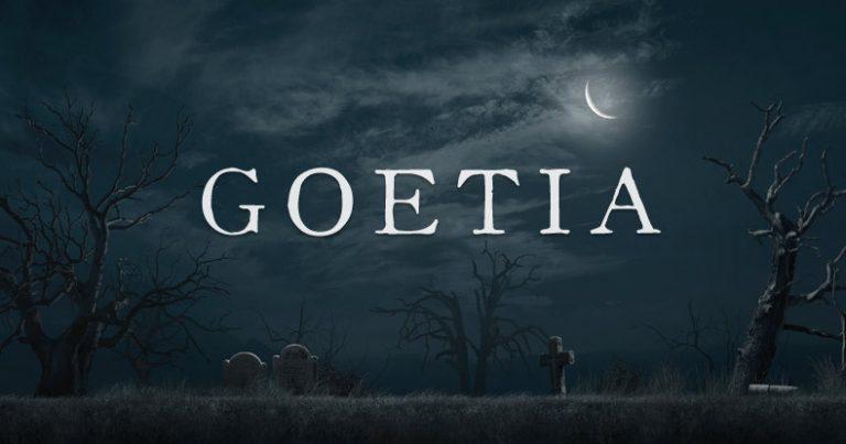Plus que 6 jours pour soutenir Goetia sur Kickstarter !