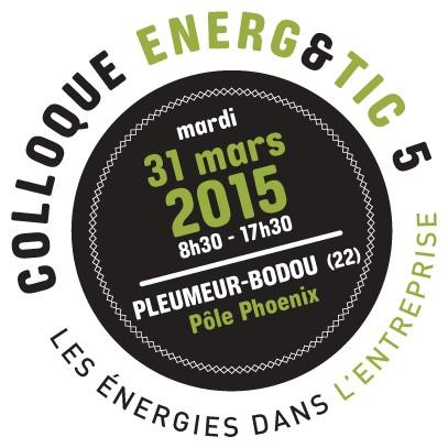 Colloque Energ&TIC5 : téléchargez les présentations