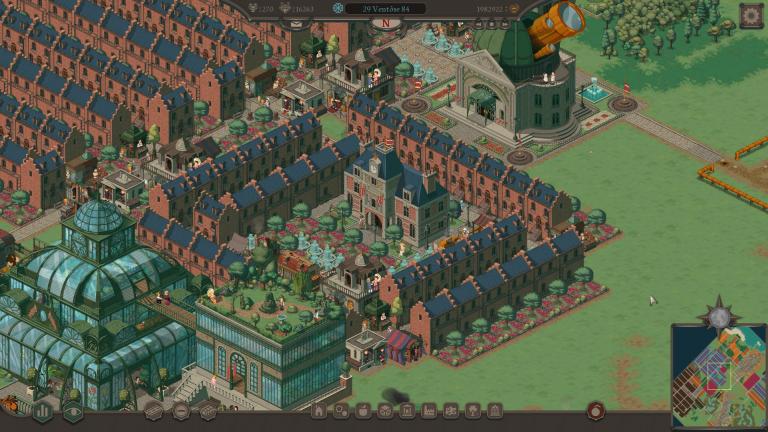 Triskell Interactive lance son premier jeu : Lethis – Path of Progress