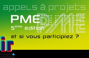 Présentation de l'Appel à Projets PME du pôle Images et Réseaux