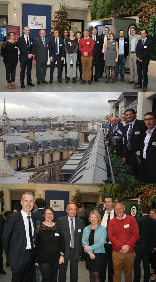 Le 222 Business Pool, fait son lancement à Paris.