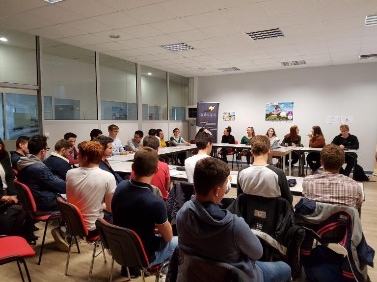 Lancement des Entrep' 2019/2020 sur le campus de Lannion