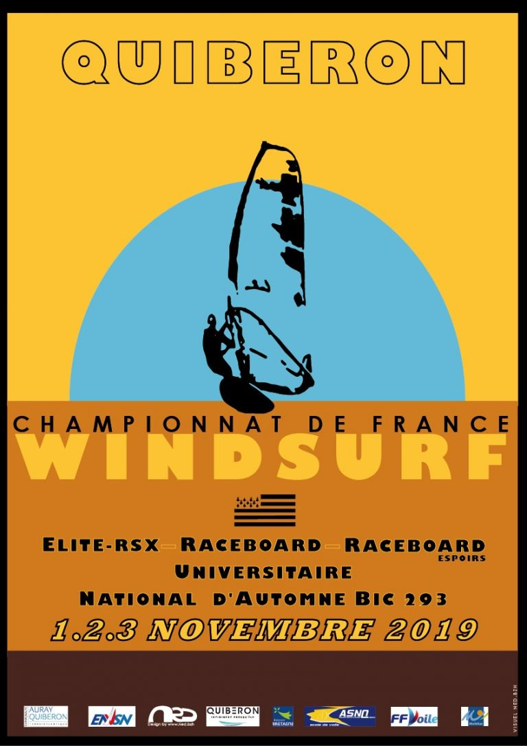 Orange souffle un vent d'innovation sur les championnats de France de Windsurf