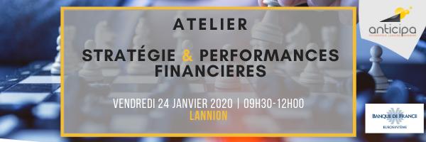 Atelier stratégie et performances financières