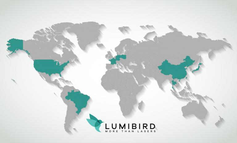 Croissances externes : Lumibird accélère son développement international