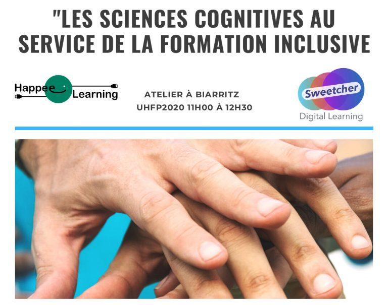 Pour sa première année, Happee Learning lance un nouveau site internet et anime des ateliers sur les neurosciences et la formation inclusive