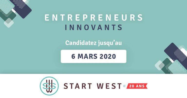 Start West : jusqu'au 6 mars pour candidater