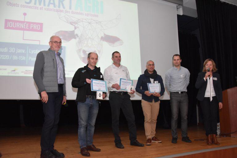 SmartAgri 2020 : les 3 lauréats du concours de pitch