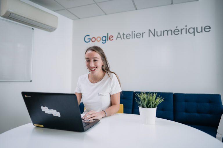 Ateliers Numériques Google #13 - Comprendre le parcours client & prospects/Google My Business/ Fédérer avec les réseaux sociaux