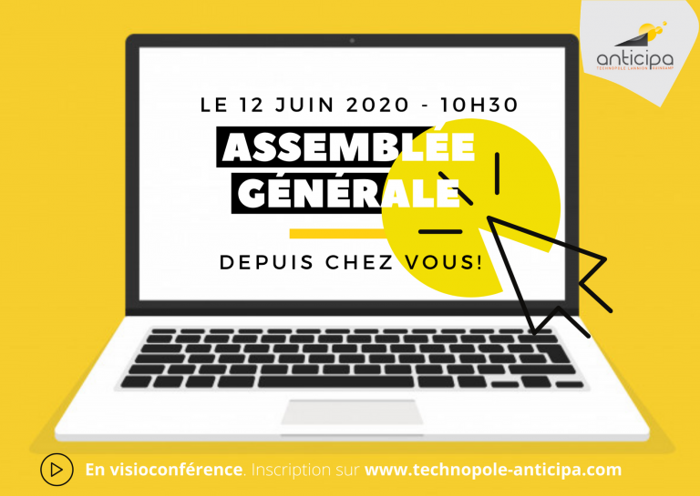 Une Assemblée Générale 2020 au format digital