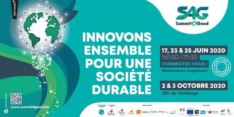 Summit4Good : Les technologies pour le monde de demain