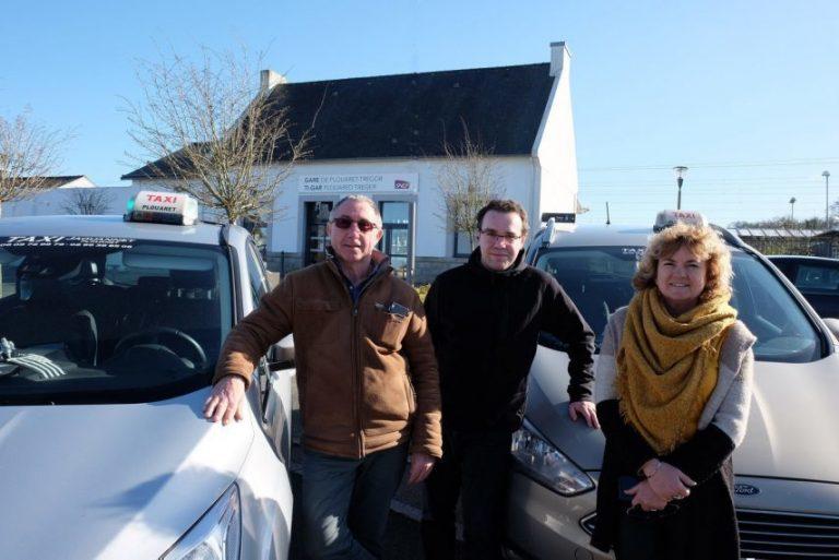Julien Connan reprend Les Taxis Jouannet à Plouaret