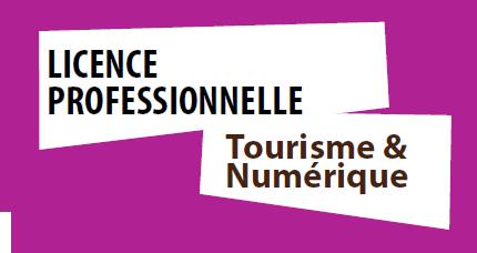 Recrutez un apprenti en licence pro Tourisme & Numérique !