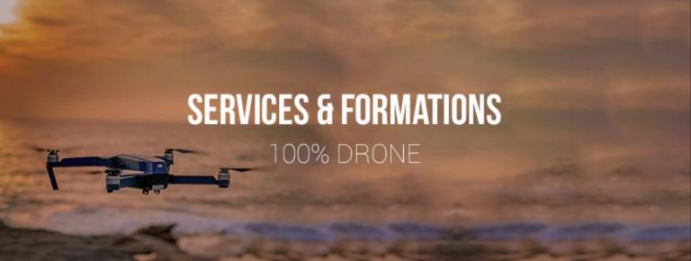 Piloter un drone, ça s'apprend à Lannion !