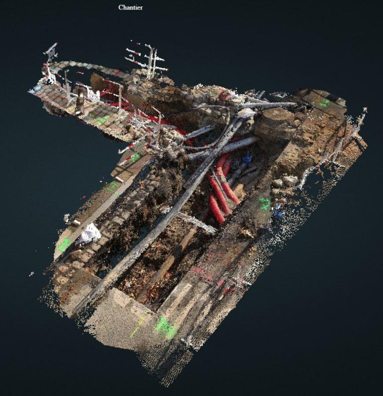 Voir plus loin et plus profondément avec la technologie de vidéogrammétrie 3D géoréférencée par Breizh Mapping !