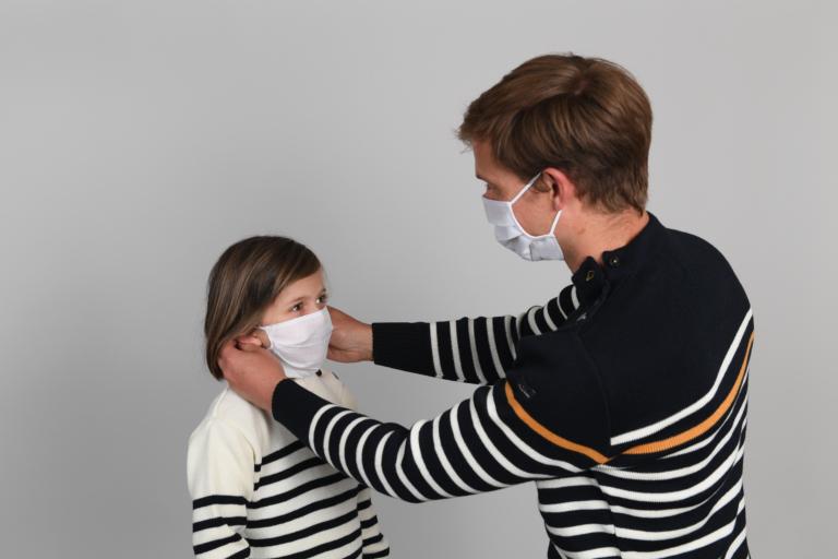 Dalmard Marine : des masques tissus pour faire barrière au Covid aujourd'hui et demain