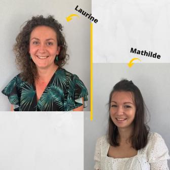 Laurine André et Mathilde Robert rejoignent l'équipe d'Anticipa