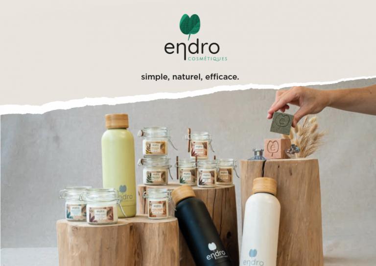 Endro cosmétiques, un nouvel élan pour la marque lannionaise