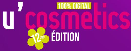 Concours U'Cosmetics 2021 : un record d'inscriptions !