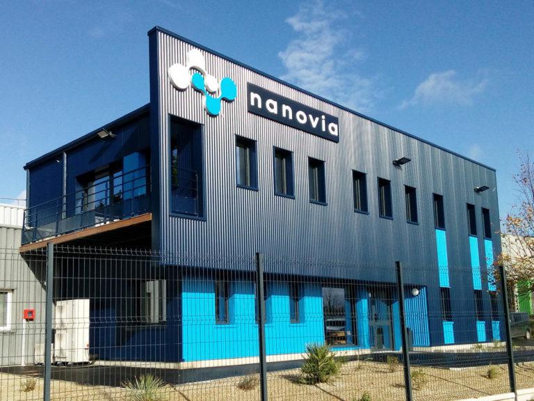 Nanovia poursuit sa croissance et double sa surface à Louargat