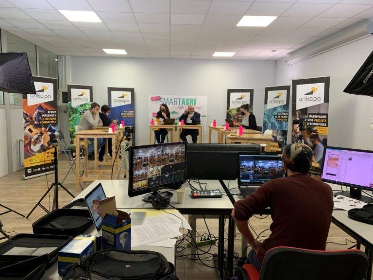 PLUS DE 140 PARTICIPANTS À LA 5ÈME ÉDITION DE SMARTAGRI dédiée à L'AGRI FOR GOOD