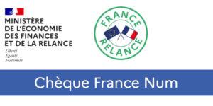 EXTENSION DU CHÈQUE FRANCE NUM : DÉCRET DU 6 MAI 2021